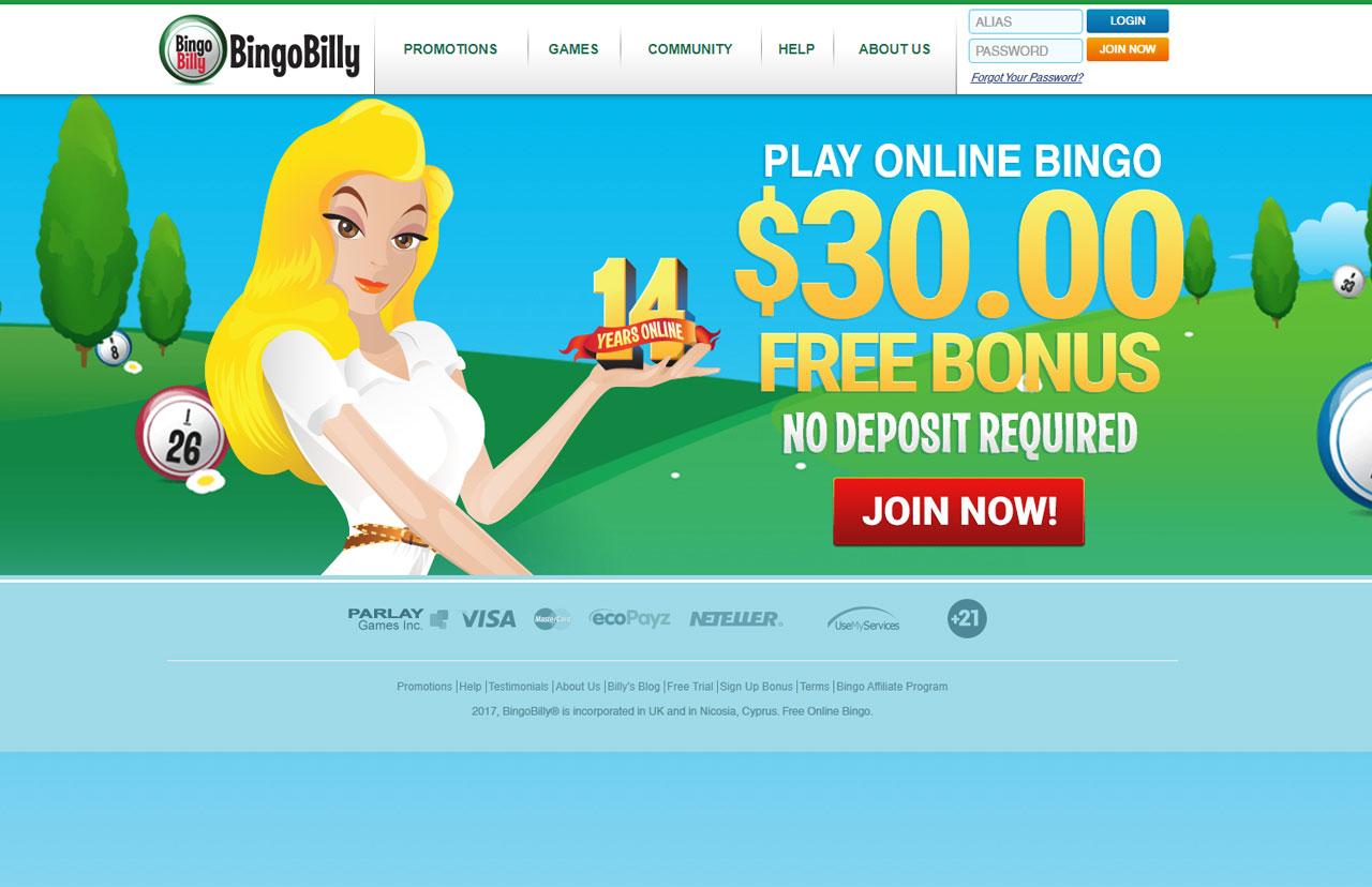 bingo billy