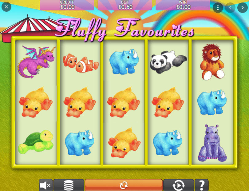 Bingo Sites with Fluffy Favourites and Free Spins